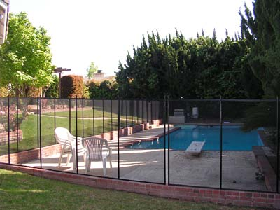 5 Foot Pool Mesh Pool Barrier